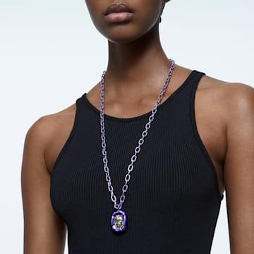 Dulcis 链坠, 紫色 - Swarovski, 5610290