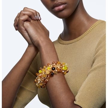 Bracelet Somnia, Multicolore, Métal doré - Swarovski, 5610575