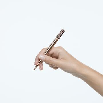 LCT002 ballpoint pen, Pink, Rose-gold tone plated - Swarovski, 5618146