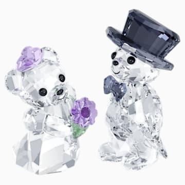 Medvídek Kris – ty a já - Swarovski, 1096736