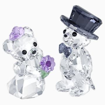 Медведь Kris «Ты и я» - Swarovski, 1096736