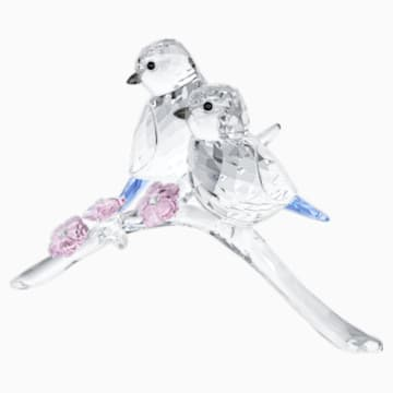 Blue Tits Bird Couple - Swarovski, 5004727