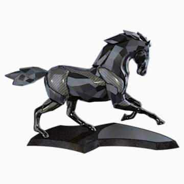Der Schwarze Hengst - Swarovski, 5004734