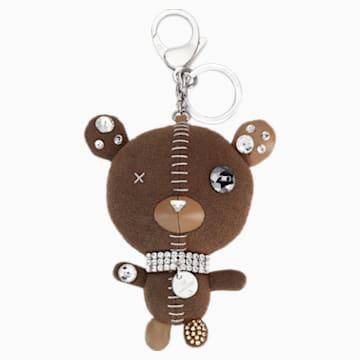 Accessorio per borse Arnold, marrone, acciaio inossidabile - Swarovski, 5039235