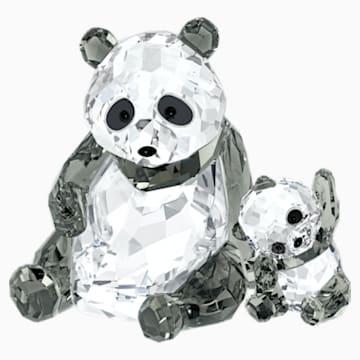 Maman Panda et son Bébé - Swarovski, 5063690