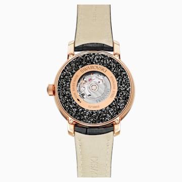 Montre Crystalline Hours, noir - Swarovski, 5218902