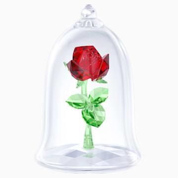 Elvarázsolt rózsa - Swarovski, 5230478