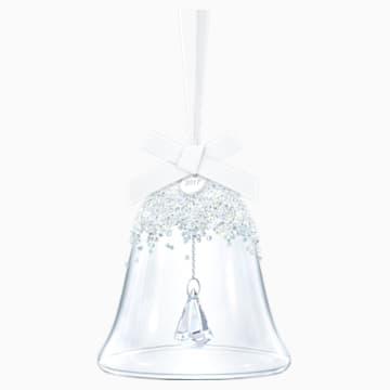 Christmas Bell Ornament, Annual Edition 2017 - Swarovski, 5241593