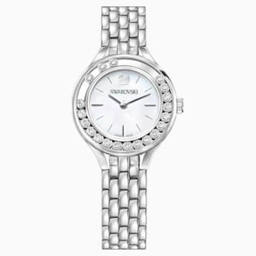 Zegarek Lovely Crystals, bransoleta z metalu, stal nierdzewna - Swarovski, 5242901