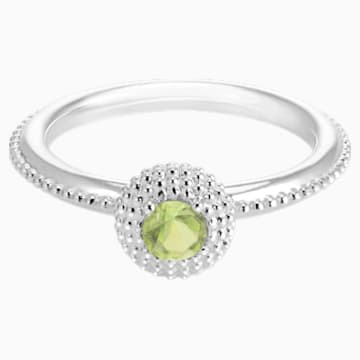 Soirée Birthstone Ring August - Swarovski, 5248757