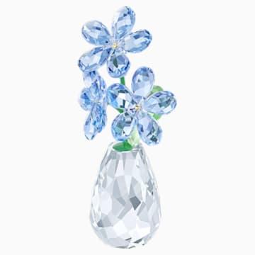 Çiçek Düşleri – Unutma Beni - Swarovski, 5254325