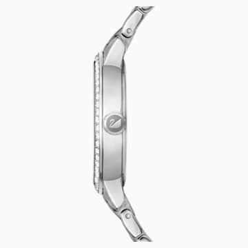 Graceful Watch, Metal bracelet, Stainless steel - Swarovski, 5261499