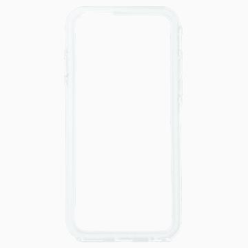 Swan Silvery Coque rigide pour smartphone avec cadre amortisseur, iPhone® 6 Plus - Swarovski, 5268107