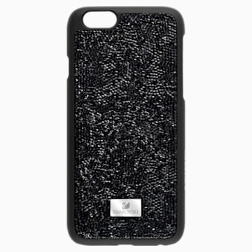 Glam Rock Black Smartphone Case with Bumper, iPhone® 6 - Swarovski, 5268109