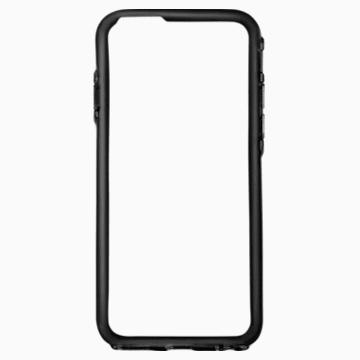 Glam Rock Gray Smartphone Case with Bumper, iPhone® 7 Plus - Swarovski, 5268114