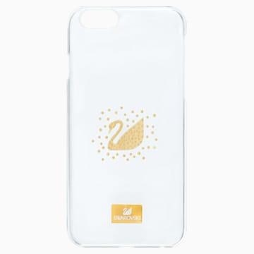 Swan Golden Funda para smartphone con protección rígida, iPhone® 6 Plus - Swarovski, 5268121