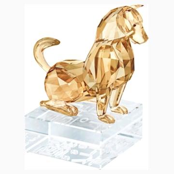 Chinese Zodiak – Hond, Gelimiteerde Editie - Swarovski, 5269296