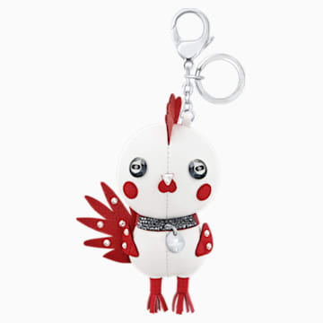 Rooster Pascal バッグチャーム - Swarovski, 5270975