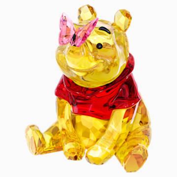 Winnie the Pooh ve Kelebek - Swarovski, 5282928