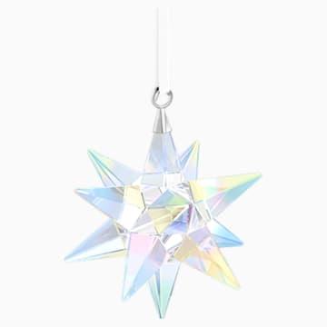 Décoration Étoile, Crystal AB - Swarovski, 5283480
