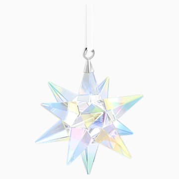 Star Ornament, Crystal AB - Swarovski, 5283480