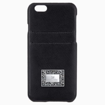 Versatile Smartphone Case with Bumper, iPhone® 7 Plus, Black - Swarovski, 5285105