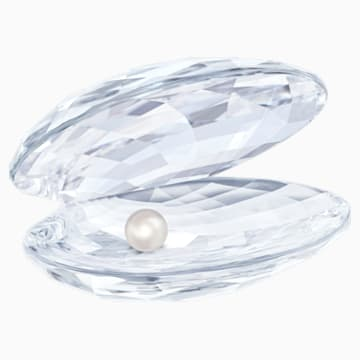 Shell with pearl, large - Swarovski, 5285131