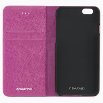 Versatile Smartphone Book Case with Bumper, Samsung Galaxy S® 7, Pink - Swarovski, 5292421