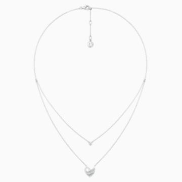 Dancing Swan Necklace - Swarovski, 5294491