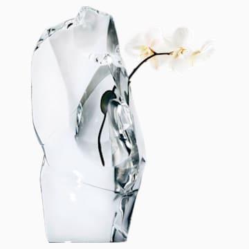 Vaso Glaciarium, orchidea, bianco - Swarovski, 5301129