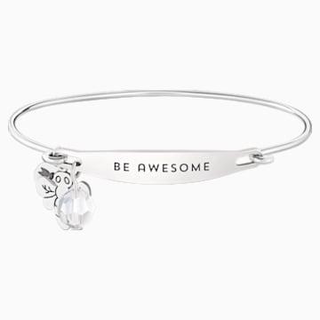 Be Awesome ID Bangle - Swarovski, 5301782
