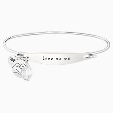 Lean On Me ID Bangle - Swarovski, 5301832