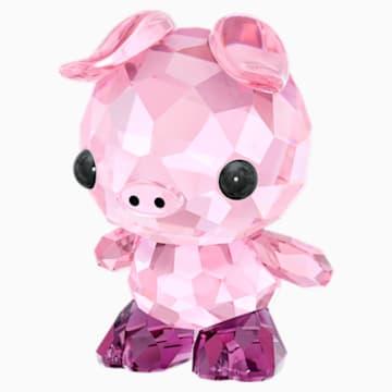 Zodiac - Porcul hotărât - Swarovski, 5302557