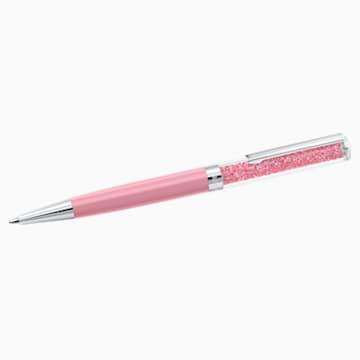 Στυλό διαρκείας Crystalline, ροζ - Swarovski, 5351074