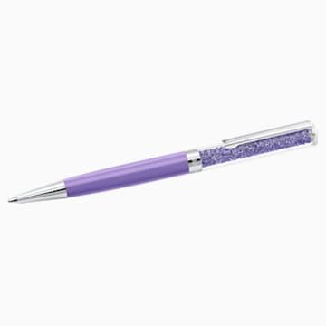 Crystalline Ballpoint Pen, Purple - Swarovski, 5351076