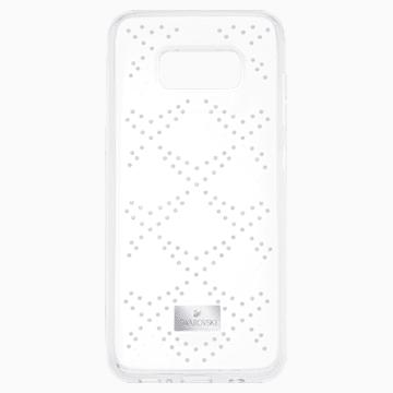 Hillock Smartphone Etui mit Bumper, Samsung Galaxy S® 8, transparent - Swarovski, 5364493