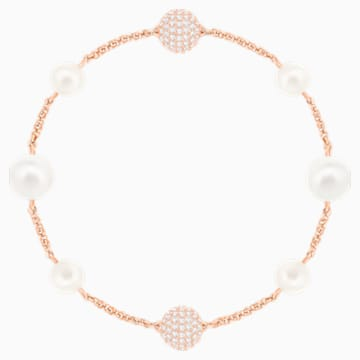 Swarovski Remix Collection Round Pearl Strand - Swarovski, 5365738