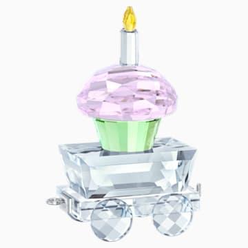 カップケーキのワゴン - Swarovski, 5377674