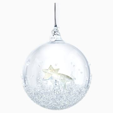 Christmas Ball Ornament, Annual Edition 2018 - Swarovski, 5377678