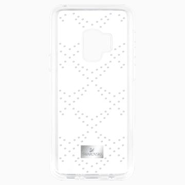Hillcock Smartphone Schutzhülle mit Stoßschutz, Samsung Galaxy S® 9, transparent - Swarovski, 5380307