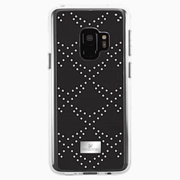 Hillcock 智能手机防震保护套, Samsung Galaxy S® 9, 透明色 - Swarovski, 5380307
