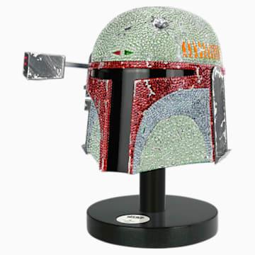 Star Wars – 보바 펫 헬멧, 리미티드 에디션 - Swarovski, 5396304