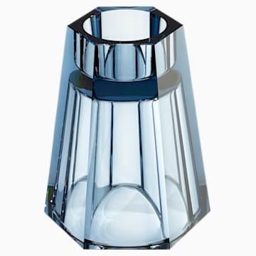 Vaso reversibile Lumen, media, blu - Swarovski, 5399205