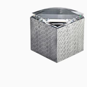 Portaoggetti Lustra, piccolo, tono argentato - Swarovski, 5400972