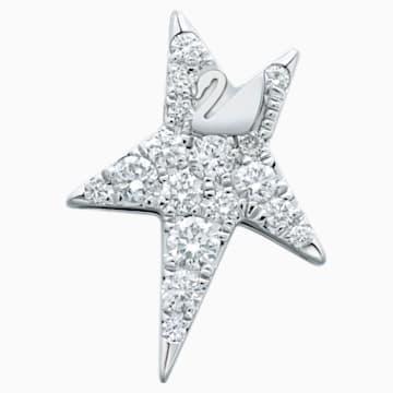 18K WG Dia Wishful Star Pendant (WH/S) - Swarovski, 5401299