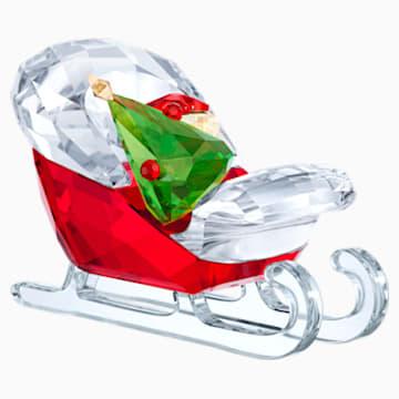Slitta di Babbo Natale - Swarovski, 5403203