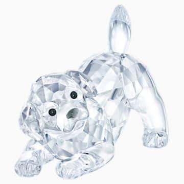 Cucciolo di Labrador, giocoso - Swarovski, 5408608