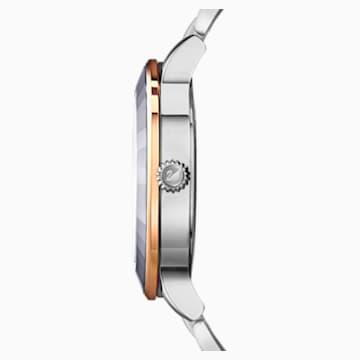 Octea Lux 腕表, 金属手链, 不锈钢 - Swarovski, 5414429