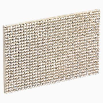 Portatarjetas Atelier Swarovski, dorado - Swarovski, 5415548