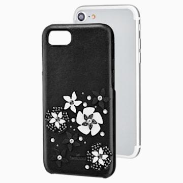 Mazy 智能手機防震保護套殼, iPhone® 8, 黑色 - Swarovski, 5427019